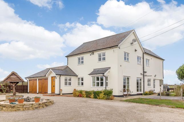Thumbnail Detached house for sale in Boyton Cross Lane, Roxwell, Chelmsford