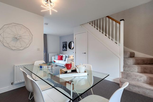 """Terraced house for sale in """"The Bambridge"""" at Blantyre, Glasgow"""