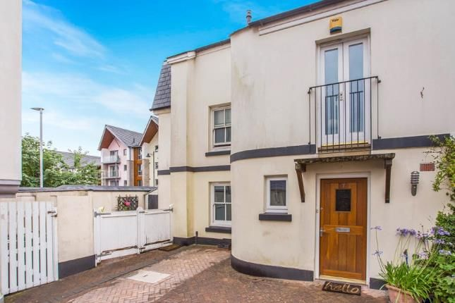 Thumbnail End terrace house for sale in Barrack Street, Plymouth, Devon