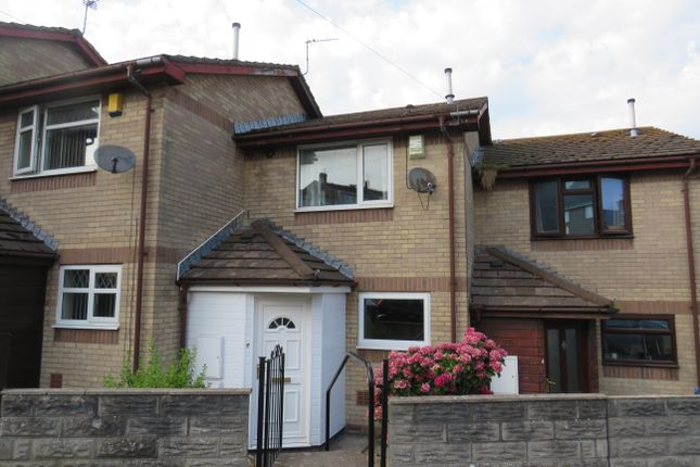 Thumbnail Property to rent in Cornwall Road, Barry
