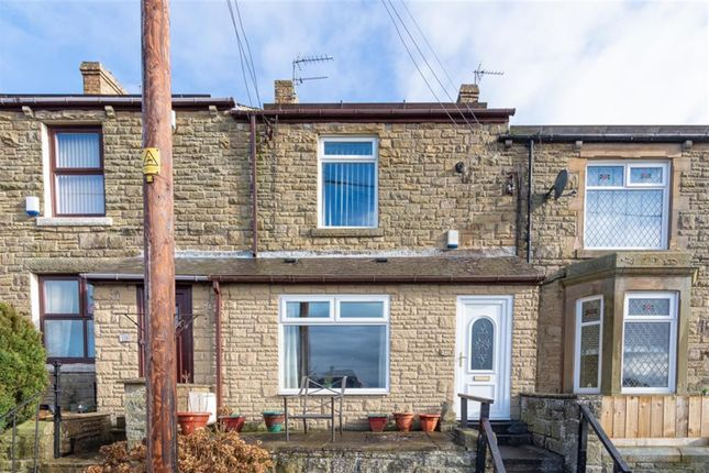 Thumbnail Terraced house for sale in Durham Road, Leadgate, Consett