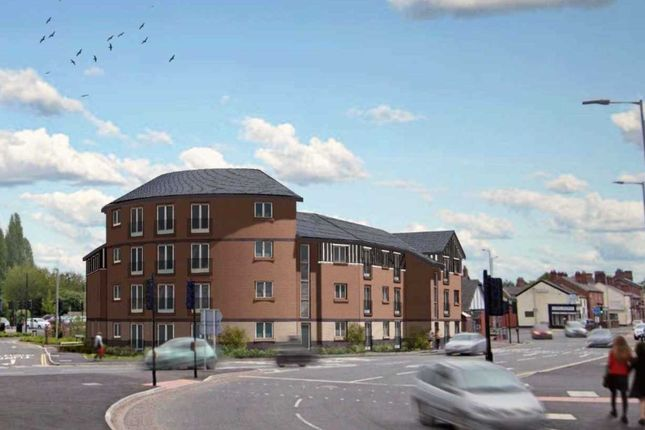 Thumbnail Land for sale in Land At Station Road, Northwich