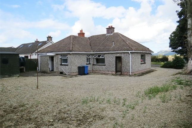 Thumbnail Detached bungalow for sale in Tully Road, Limavady, County Londonderry