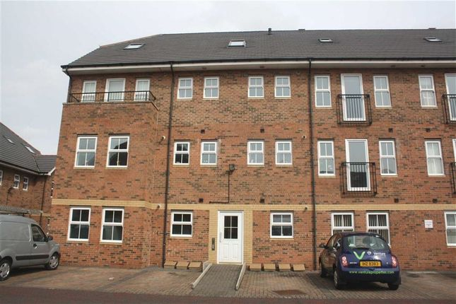 Thumbnail Flat to rent in Sandringham Court, Chester Le Street, County Durham