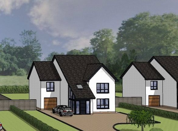 Thumbnail Detached house for sale in Plot 5 Hazel Dean, Harker, Carlisle