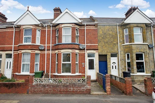 Thumbnail Terraced house for sale in Wellington Road, St. Thomas, Exeter