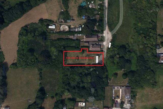 Thumbnail Land for sale in Gold Lane, Peacehaven