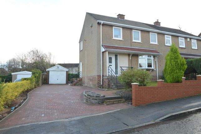 Thumbnail Semi-detached house for sale in Howgate Road, Hamilton