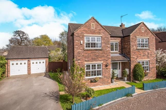 Thumbnail Detached house for sale in Pinfold Green, Staveley, Knaresborough, North Yorkshire