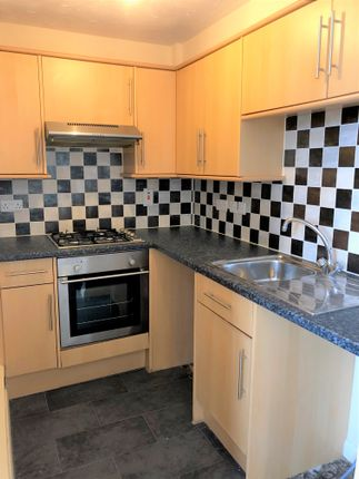 Thumbnail Flat for sale in Lawrence Crescent, Caerwent