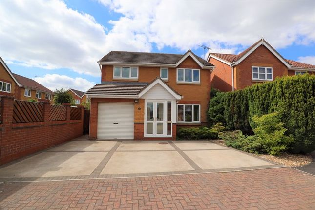 Thumbnail Property to rent in Bakewell Mews, North Hykeham, Lincoln
