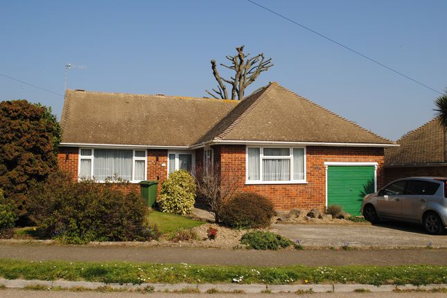 Thumbnail Detached bungalow for sale in Courthope Drive, Bexhill-On-Sea
