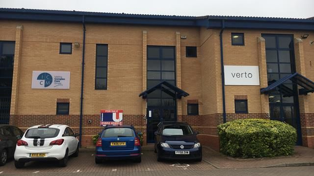 Thumbnail Office for sale in 2 Swallow Court, Kettering Venture Park, Kettering