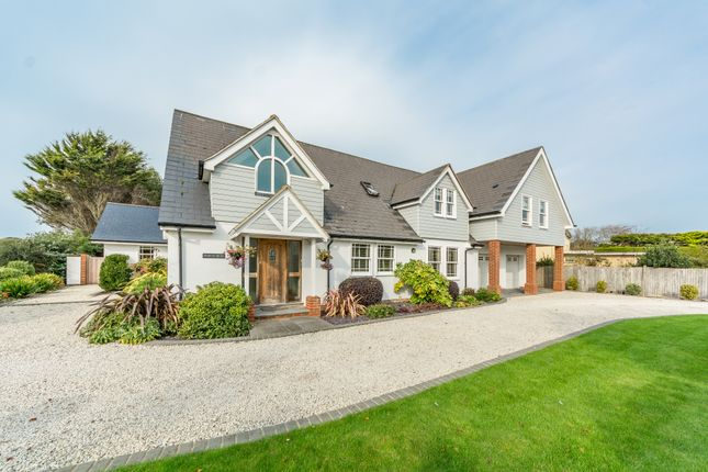 Thumbnail Detached house for sale in West Mead, East Preston, West Sussex