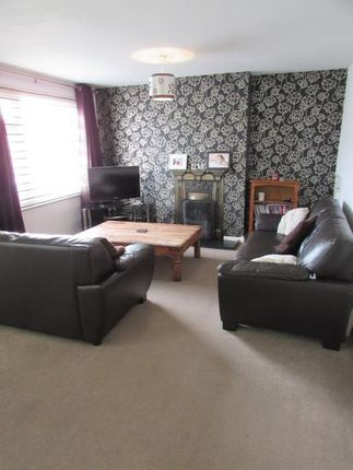 Thumbnail Terraced house to rent in Cheshire Close, Bilton, Rugby