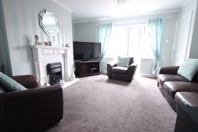 Thumbnail Terraced house for sale in Fletcher Crescent, New Herrington, Houghton Le Spring