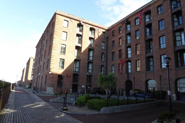 Thumbnail Flat for sale in The Colonnades, Royal Albert Dock, Liverpool, Merseyside
