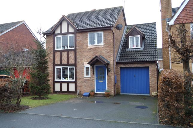 4 bed detached house for sale in Warwick Road, Lower Bullingham, Hereford