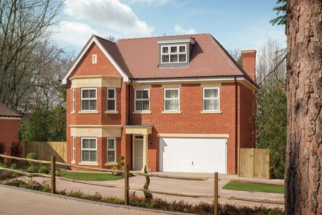 "Thumbnail Detached house for sale in ""Broadleaf House"" at London Road, Sunningdale, Ascot"