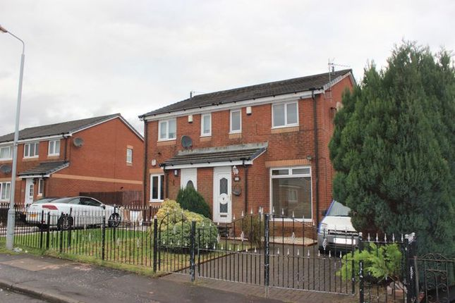 Thumbnail Semi-detached house for sale in Ravenscraig Drive, Priesthill, Glasgow
