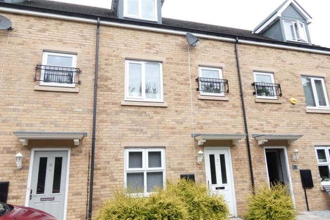 Thumbnail Terraced house to rent in Rotherdale Court, Newcastle Upon Tyne