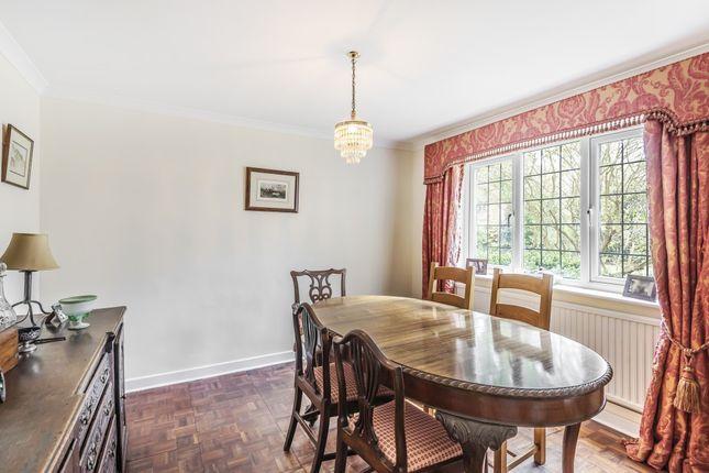 Dining Room of The Croft, Aston Tirrold OX11