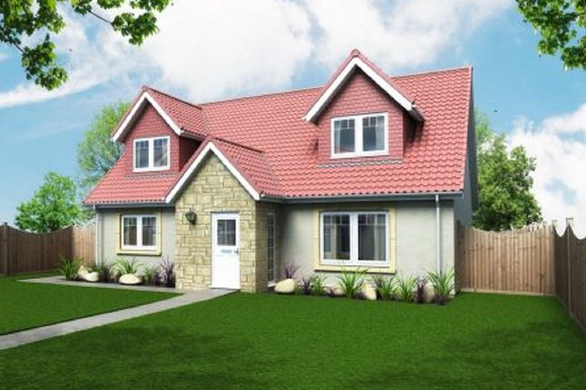 Thumbnail 4 bedroom detached house for sale in The Kerria, Off Cupar Road, Leven, Fife