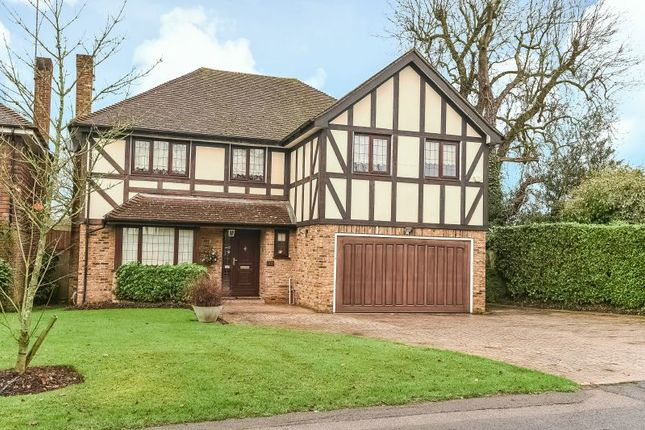 Thumbnail Detached house for sale in Eastbury Road, Northwood