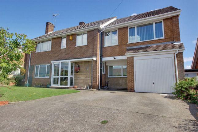 Thumbnail Detached house for sale in Birkland Drive, Edwinstowe, Nottinghamshire