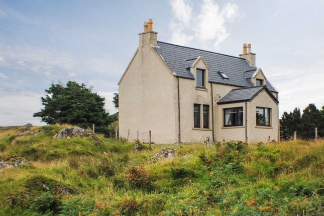 Thumbnail Cottage for sale in Kilmory, Achateny, Acharacle, Argyll