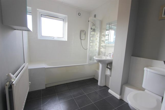 Bathroom of Whinlatter Place, Newton Aycliffe DL5