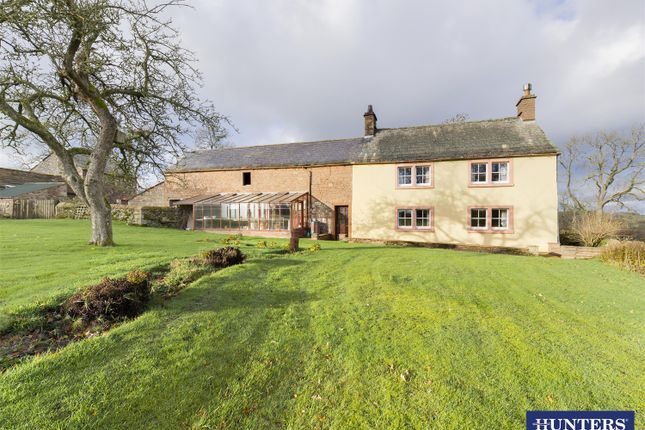 Thumbnail Detached house for sale in Lambsceugh, Calthwaite, Penrith