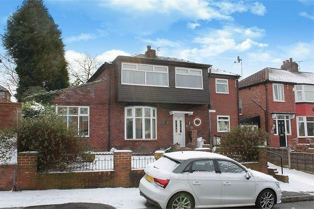 Thumbnail Detached house for sale in Greenside Lane, Droylsden, Manchester