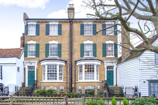 Thumbnail Flat for sale in Gentlemans Row, Enfield Conservation Area
