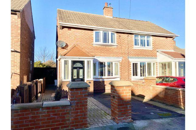 2 bed semi-detached house for sale in Rennie Street, Sunderland SR5