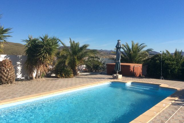 Thumbnail Villa for sale in Zurgena, Andalusia, Spain