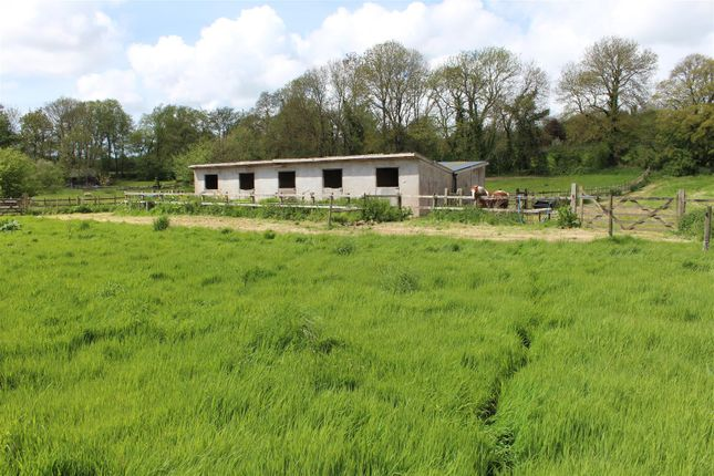 Thumbnail Land for sale in Bradiford, Barnstaple