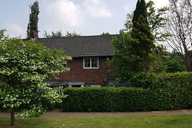 Thumbnail End terrace house for sale in Kirklands, Wewyn Garden City