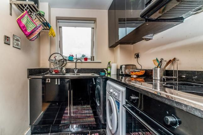 Kitchen of 2 Ducie Street, Piccadilly, Manchester, Greater Manchester M1