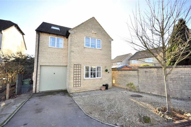 Thumbnail Detached house for sale in Bluebell Rise, Chalford, Stroud