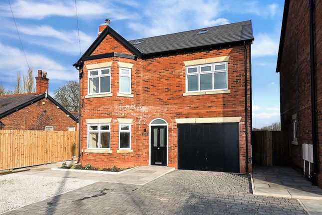 Thumbnail Detached house for sale in Mill Lane, Lymm, Cheshire