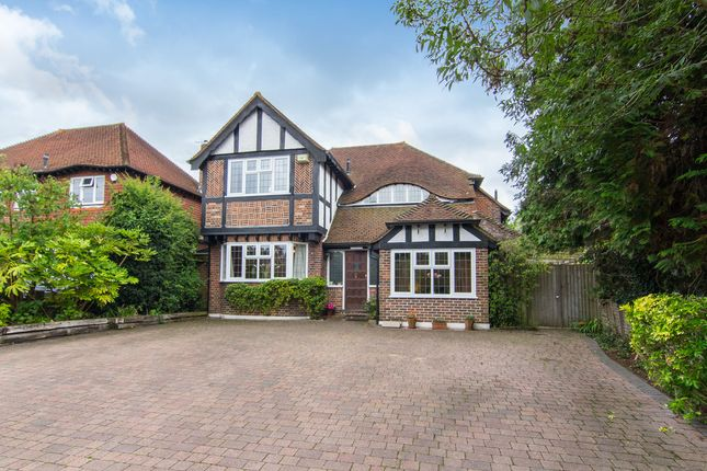 Thumbnail Detached house for sale in Ditton Hill, Long Ditton, Surbiton