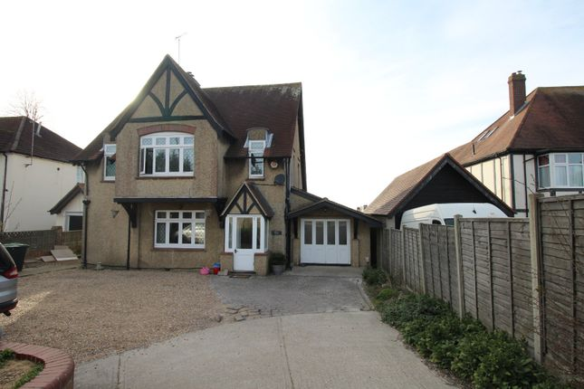 Thumbnail Detached house for sale in London Road, Widley, Waterlooville, Hampshire