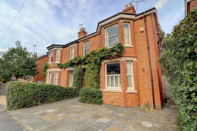 Thumbnail Semi-detached house for sale in Chesterfield Road, Newbury