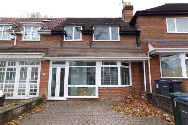 Thumbnail Property to rent in Warwick Road, Acocks Green