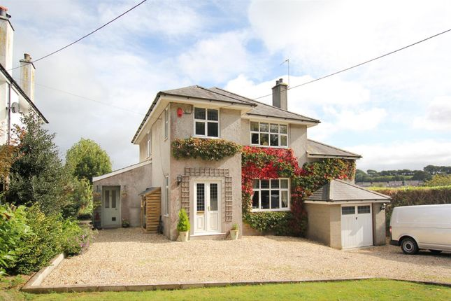 Thumbnail Detached house for sale in Reservoir Road, Plymstock, Plymouth