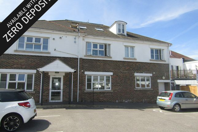 Thumbnail Flat to rent in Kingfisher Park, Browndown Road, Lee-On-The-Solent