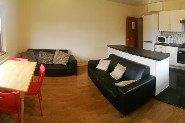Thumbnail Flat to rent in Egerton Road, 5 Bed, Fallowfield, Manchester