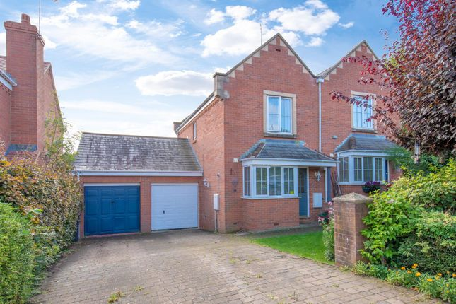 Thumbnail Semi-detached house for sale in Sandfield Lane, Newbold On Stour, Stratford-Upon-Avon