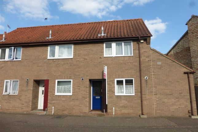 Thumbnail Terraced house to rent in Old Market Street, Thetford